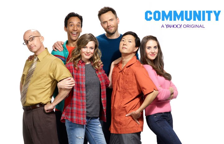 Community on Yahoo Screen