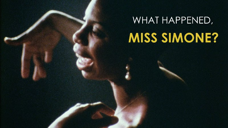 What Happened, Miss Simone? on Netflix