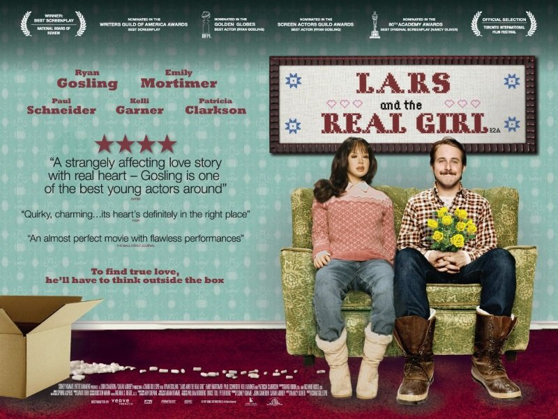 Lars and the Real Girl Hulu