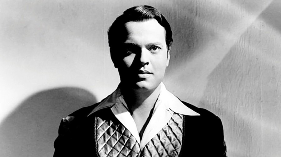 Orson Welles in Chuck Workman's documentary Magician