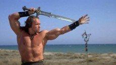 Arnold Schwarzenegger is Conan the Barbarian on Netflix