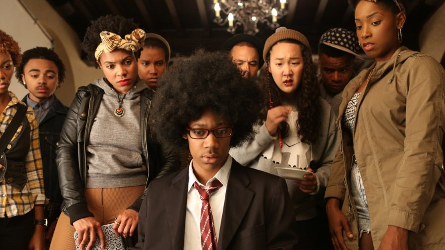 Justin Simien's satire Dear White People on Amazon Prime