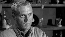 Steve McQueen in Don Siegel's 1962 World War II drama 'Hell is for Heroes'