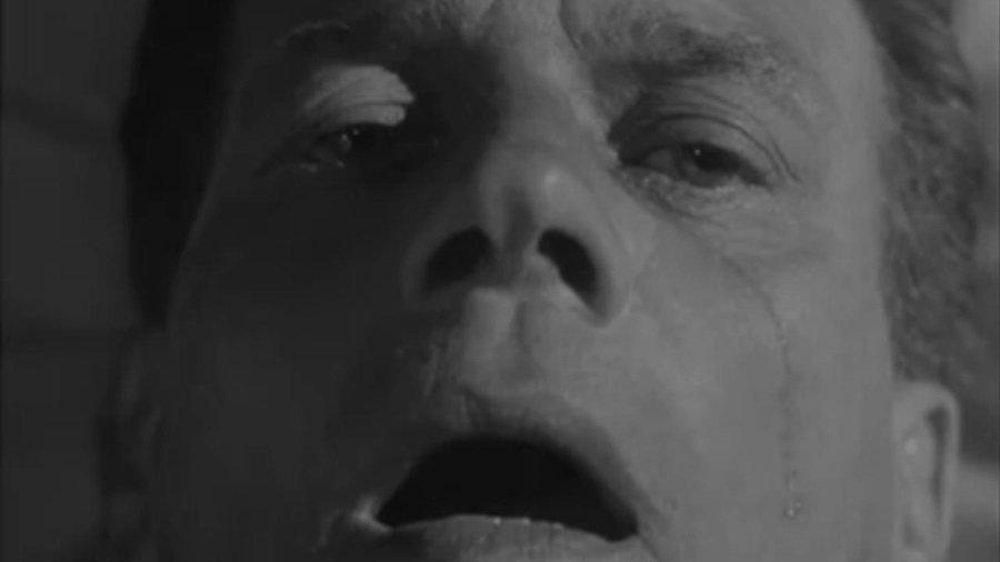 Joseph Cotten in Alfred Hitckcock Presents episode Breakdown