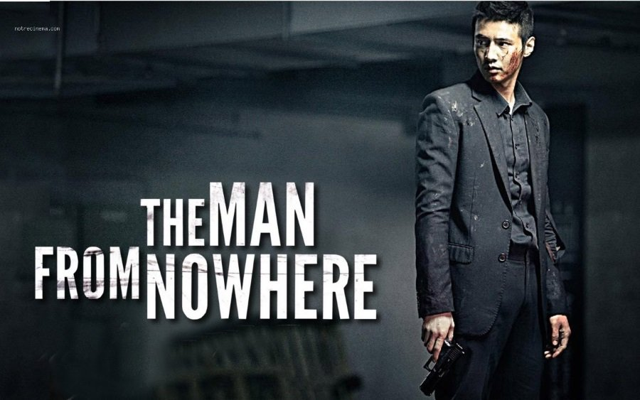 Won Bin stars in the South Korean action thriller The Man From Nowhere on Netflix