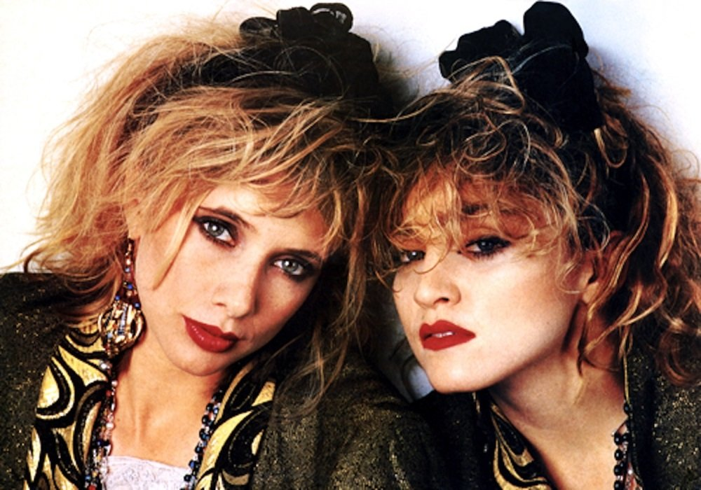 Rosanna Arquette and Madonna in Susan Seidelman's 'Desperately Seeking Susan'