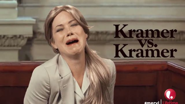 Christina Applegate is Meryl Streep in the lifetime Original Movie, from Funny or Die