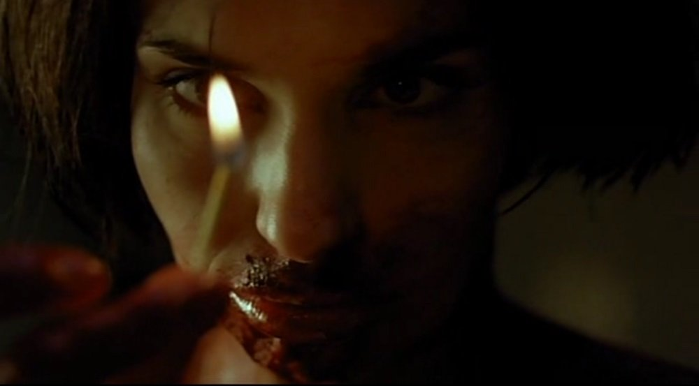 Béatrice Dalle in Claire Denis' 'Trouble Every Day'
