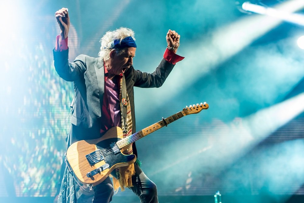 'Keith Richards: Under the Influence.' a Netflix original documentary by Morgan Neville