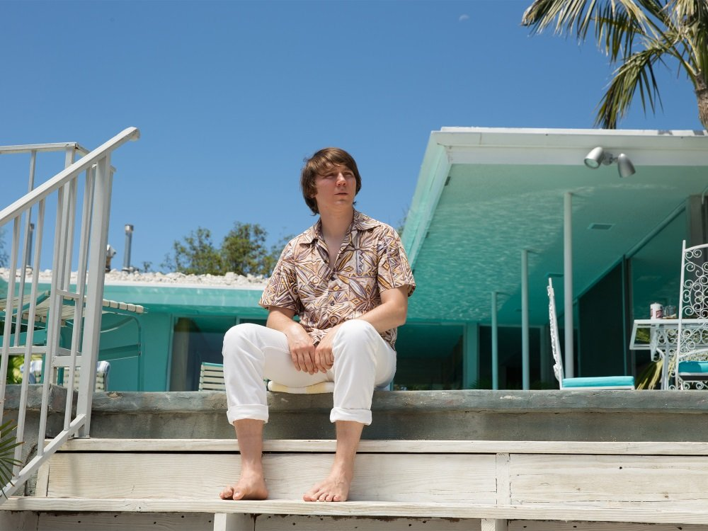 Paul Dano is Brian Wilson in 'Love & Mercy'