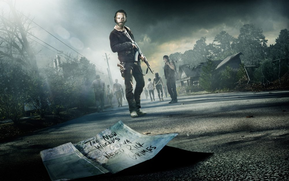 'The Walking Dead: Season 5' on Netflix