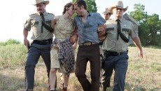 Rooney Mara and Casey Affleck in David Lowery's 'Ain't Them Bodies Saints'