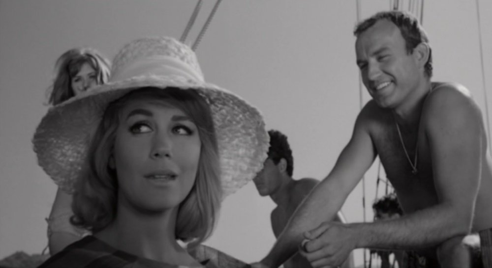 Valora Noland and John Hanek in the 1965 film 'Summer Children,' a lost indie film restored in 2011.