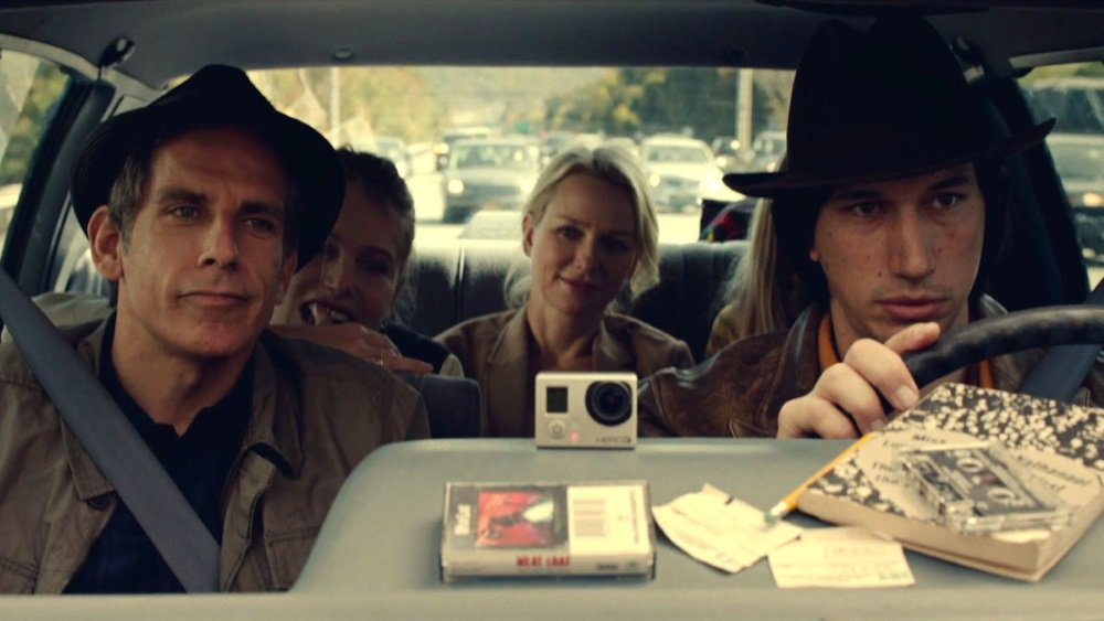 Ben Stiller, Naomi Watts, Adam Driver, and Amanda Seyfried in Noah Baumbach's 'While We're Young' on Amazon Prime Video