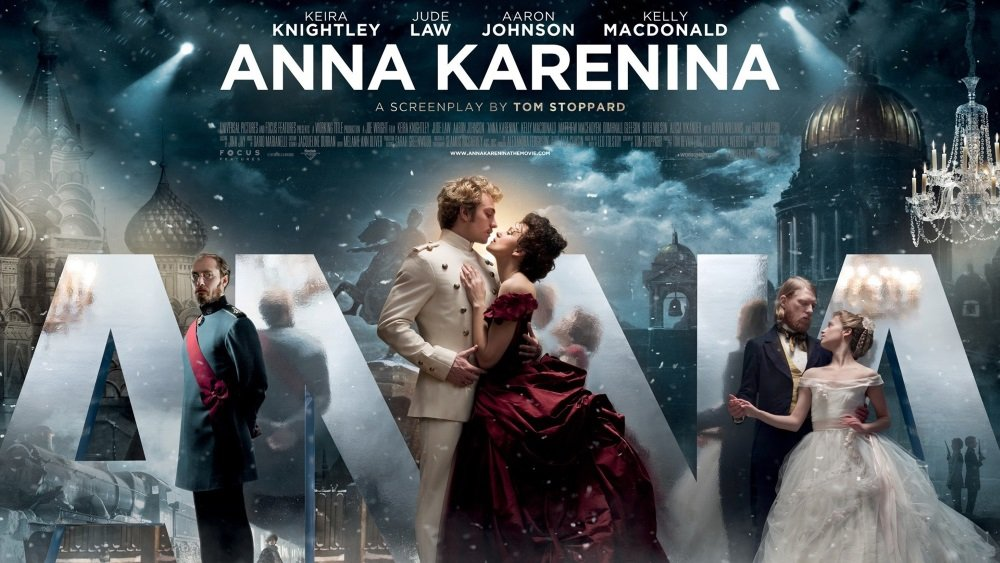 'Anna Karenina' with Keira Knightley is one of the new arrivals to Netflix in November