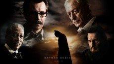 Christian Bale is Batman in Christopher Nolan's 'Batman Begins'