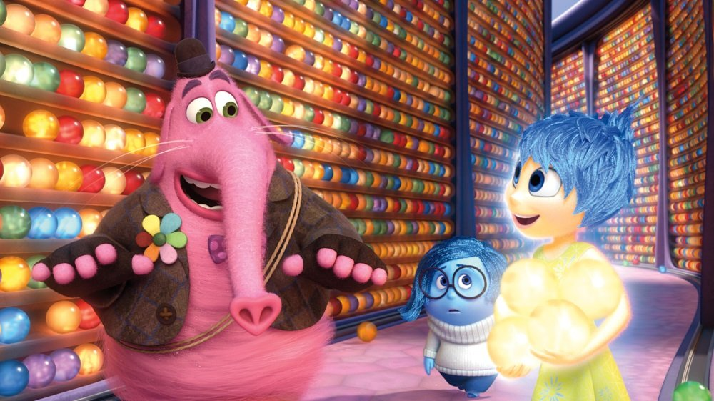 Pixar's animated feature 'Inside Out,' directed by Pete Docter