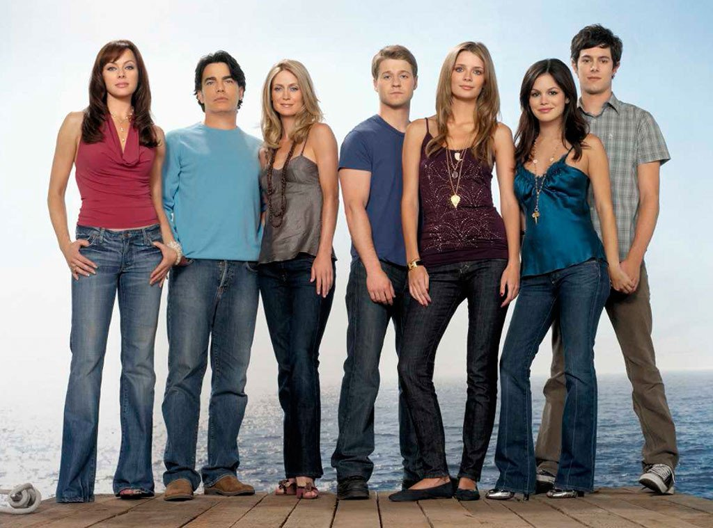 The CW series 'The O.C.' is now available to stream on CW Seed