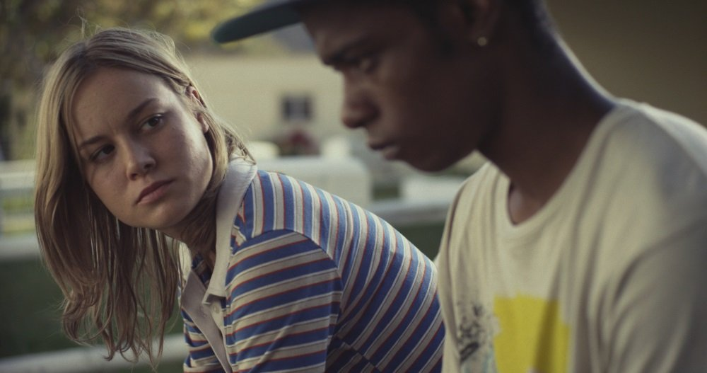 Brie Larson stars in the award-winning 'Short Term 12,' inspired by the personal experience of filmmaker Destin Daniel Cretton