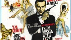 Sean Connery is James Bond in 'From Russia With Love'
