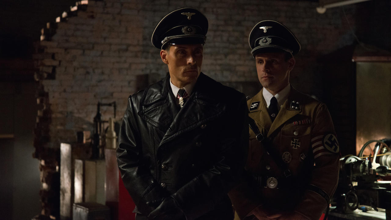 'The Man in the High Castle,' based on the novel by Philip K. Dick, on Amazon Prime