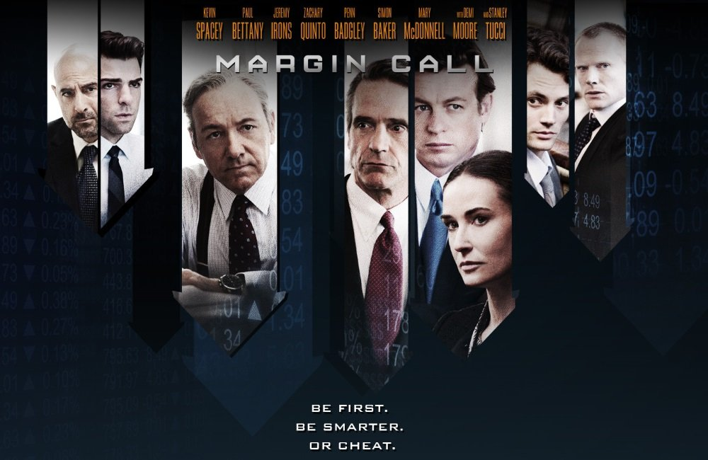Kevin Spacey, Paul Bettany, Simon Baker, Demi Moore, Stanley Tucci, and Zachary Quinto star in 'Margin Call'