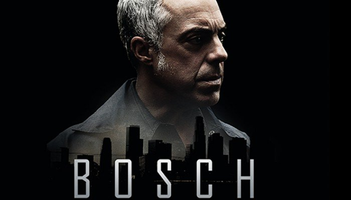 Titus Welliver is Harry Bosch in the Amazon original series 'Bosch'