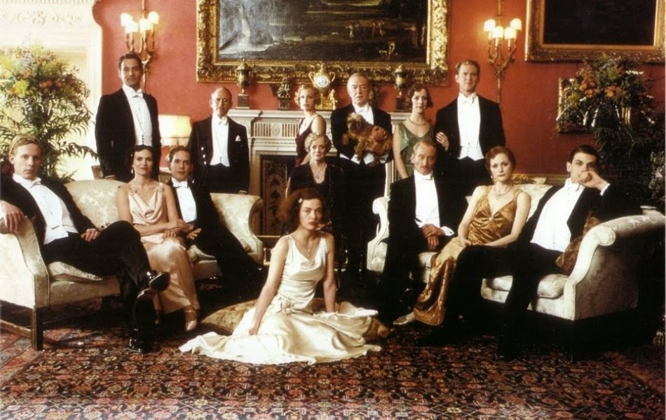 Robert Altman's 'Gosford Park,' screenwriter Julian Fellowes's first foray into the culture that would become 'Downton Abbey'