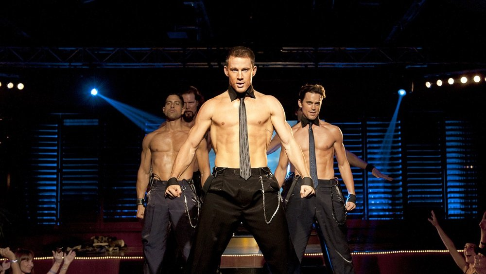 Channing Tatum is 'Magic Mike' in an unexpectedly compelling story inspired by the actor's real life experiences. Steven Soderbergh directs.