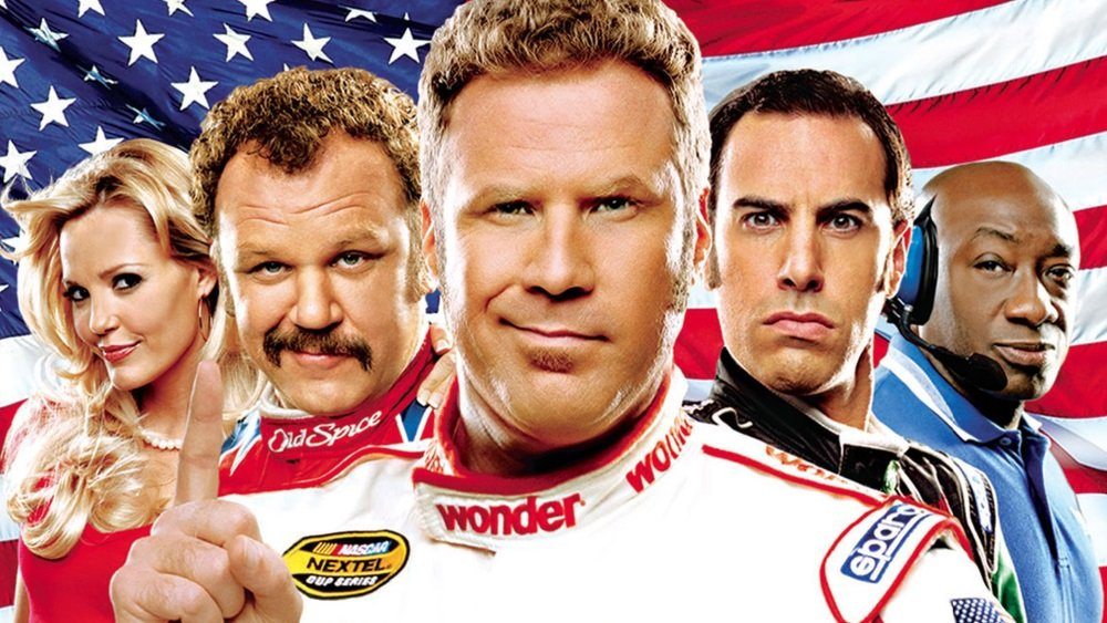 what to watch 39 talladega nights 39 on netflix and amazon. Black Bedroom Furniture Sets. Home Design Ideas