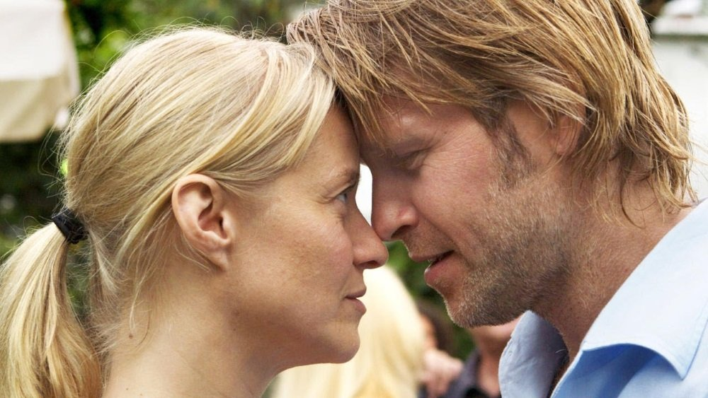 Trine Dyrholm and Pål Sverre Valheim Hagen in 'Troubled Water,' a drama from Norway.