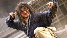 Jackie Chan in 'The Forbidden Kingdom,' which co-stars Jet Li.