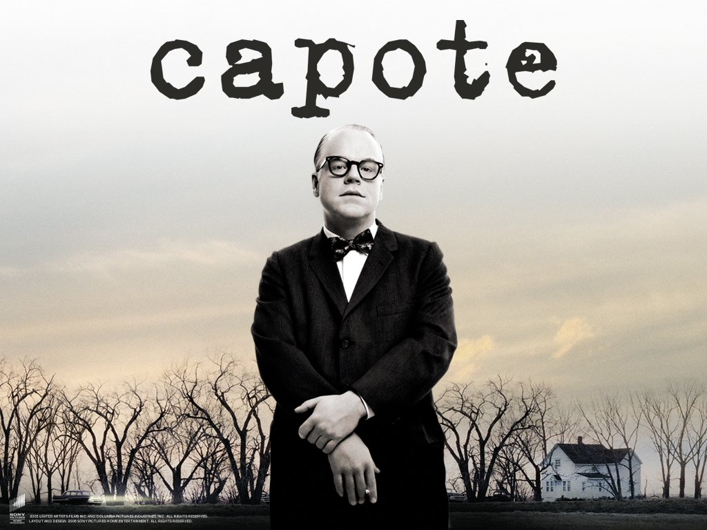 Philip Seymour Hoffman won the Academy Award for Best Actor for 'Capote'