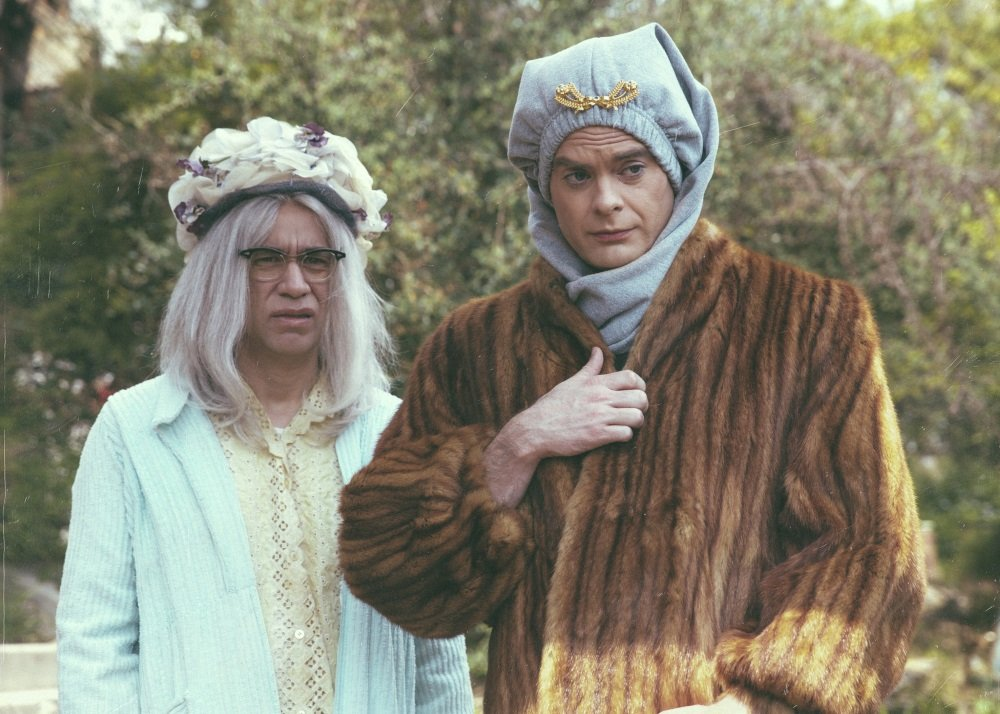 Fred Armisen and Bill Hader star in the IFC comedy series 'Documentary Now!""