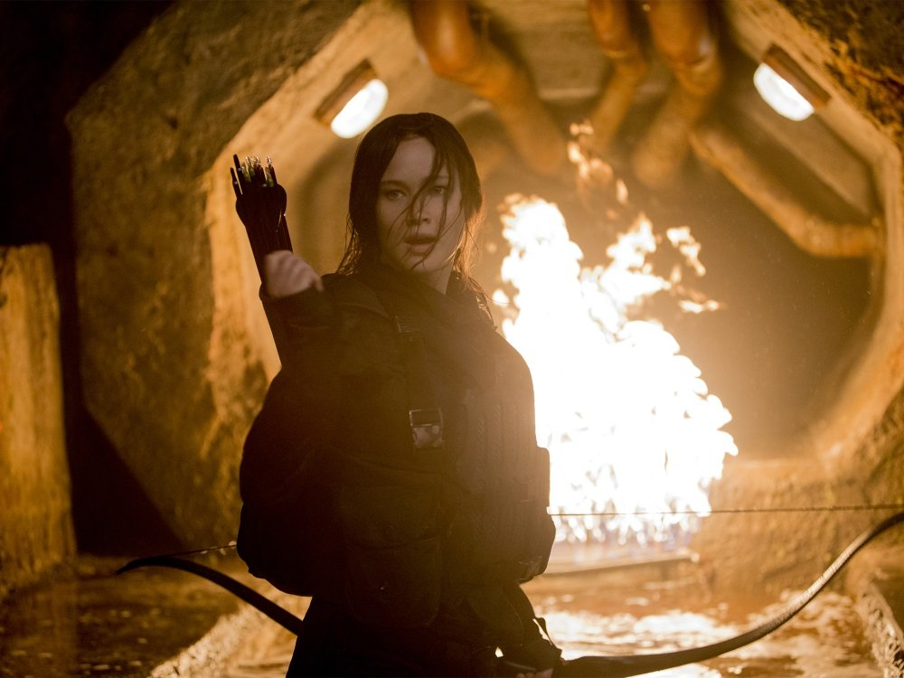Jennifer Lawrence stars in 'The Hunger Games: Mockingjay Part 2,' the fourth and final film in the young adult action franchise.