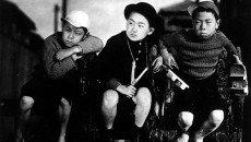 Yasujiro Ozu's 1932 silent family comedy 'I Was Born But.'