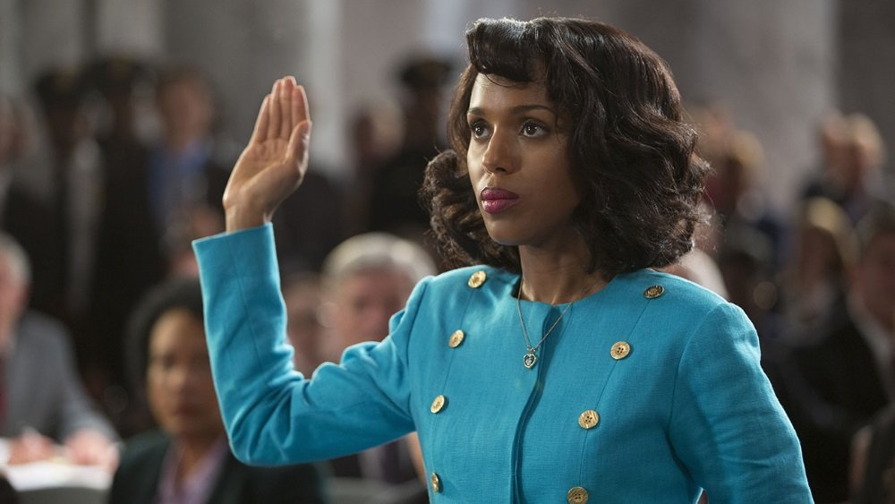Kerry Washington as Anita Hill in 'Confirmation'