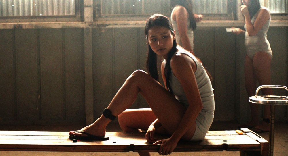 Jamie Chung in 'Eden,' directed by Megan Griffiths