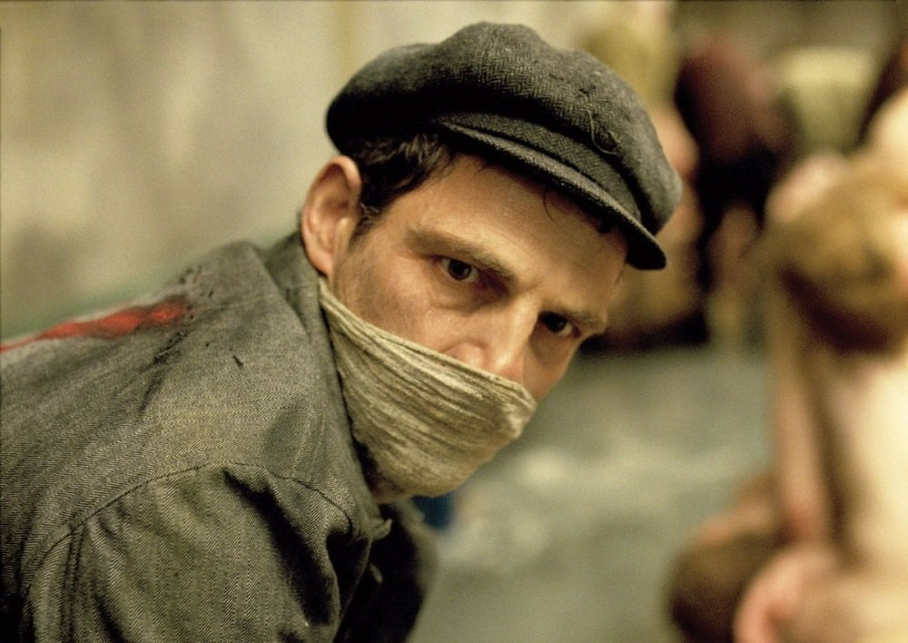 Géza Röhrig stars in László Nemes's 'Son of Saul' from Hungary, which won the Academy Award for Foreign Language Feature.
