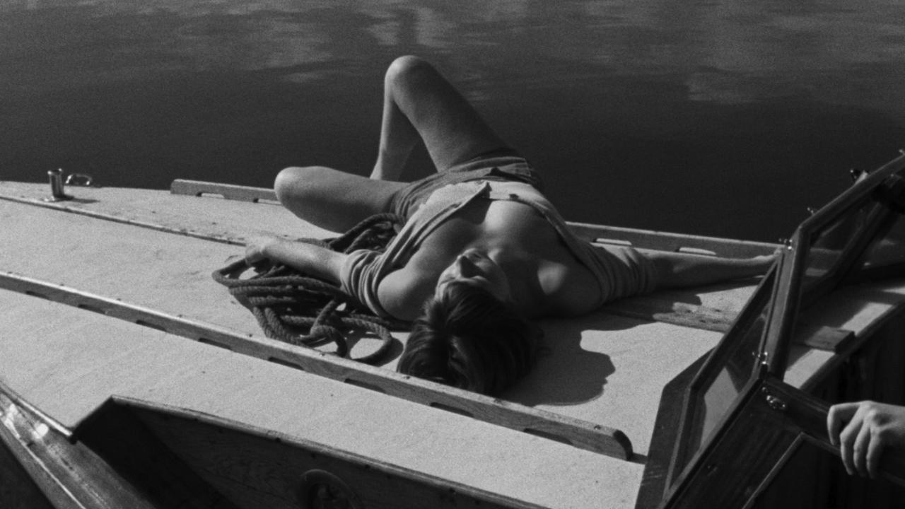Harriet Andersson stars in Ingmar Bergman's 'Summer With Monika'