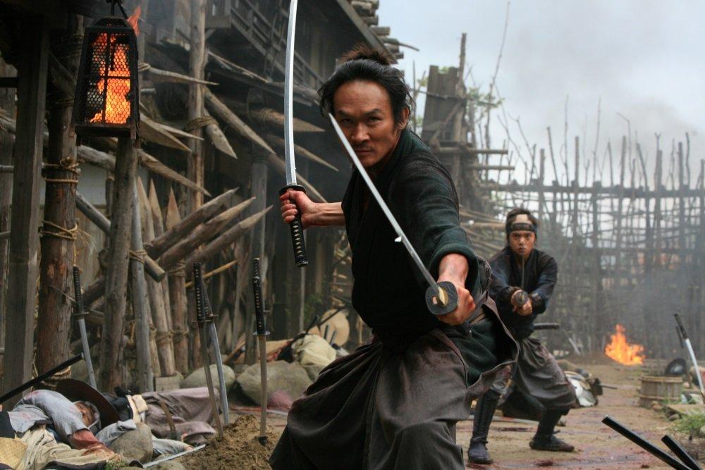 Yakusho Koji stars in Miike Takashi's '13 Assassins'