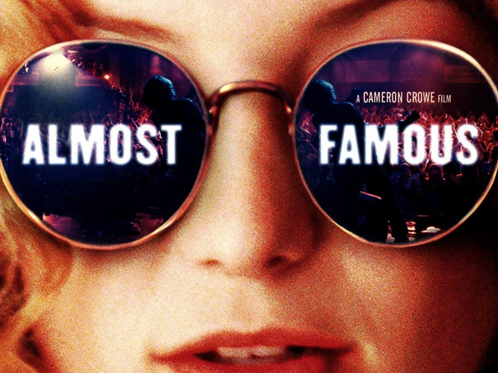 Patrick Fugit and Kate Hudson star in Cameron Crowe's autobiographical 'Almost Famous.'