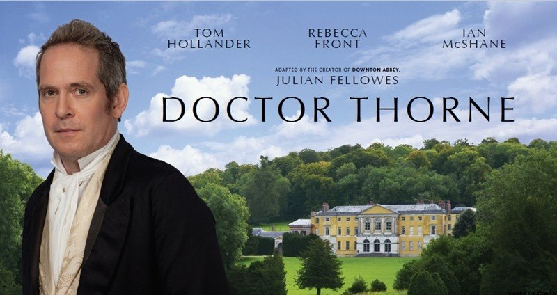 Tom Hollander stars in 'Doctor Thorne.'
