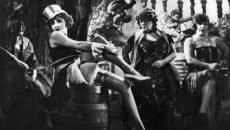Marlene Dietrich stars in Josef von Sternberg's 'The Blue Angel.'