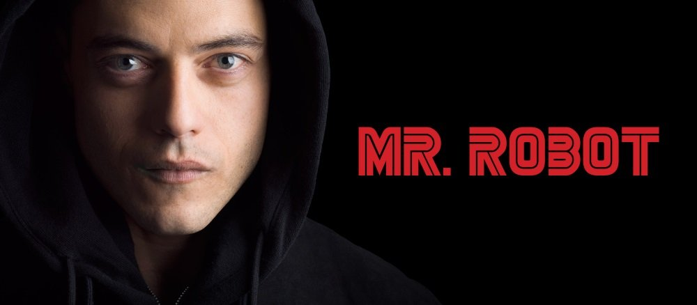 Rami Malek stars in the USA TV thriller 'Mr. Robot.'