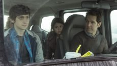 Paul Rudd, Selena Gomez, and Craig Roberts in 'The Fundamentals of Caring'