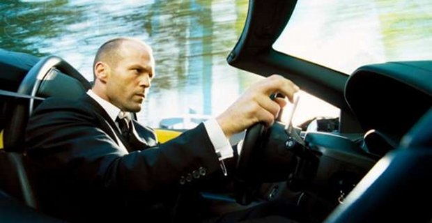 Jason Statham is 'The Transporter'