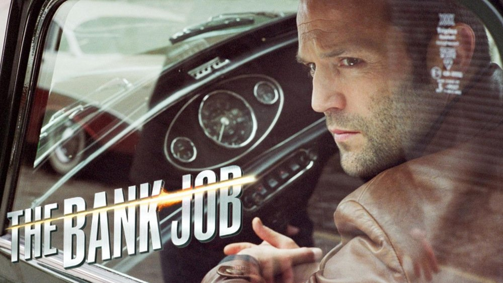 Jason Statham in 'The Bank Job,' directed by Roger Donaldson