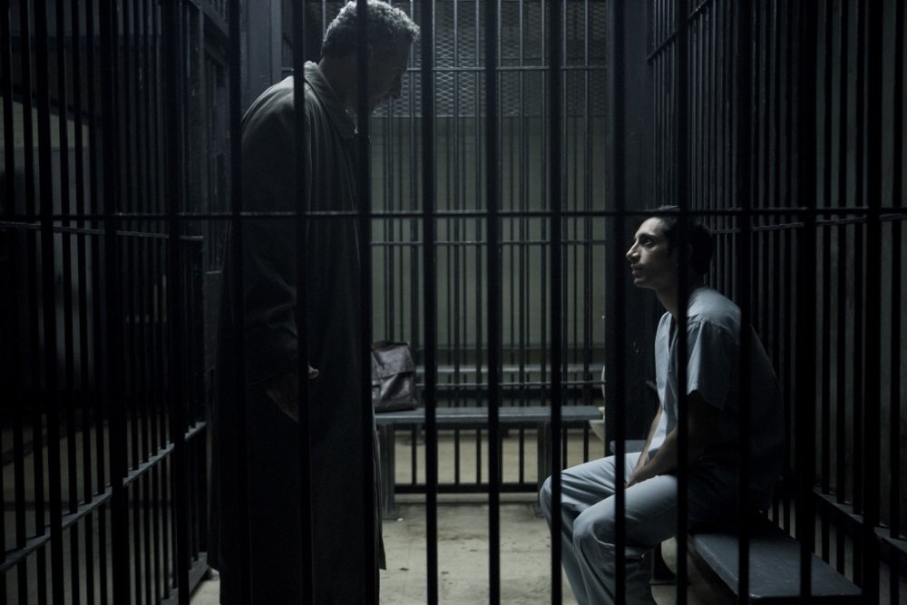 John Turturro and Riz Ahmed in the HBO Original Program 'The Night Of.'