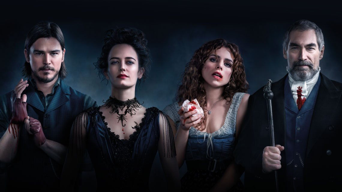 Josh Hartnett, Eva Green, Billie Piper, and Timothy Dalton star in 'Penny Dreadful,' the superb Showtime Gothic horror series.